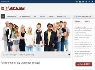 F-Bolaget - Fakturera utan eget företag! - http://www.f-bolaget.se
